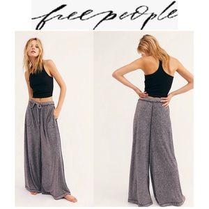 NWT Free People 'Make It Maxi' Wide-Leg Pant